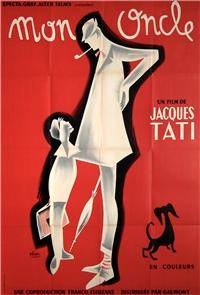 Mon Oncle (1958) 1080p Poster