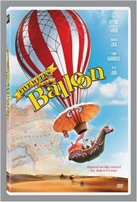 Five Weeks in a Balloon (1962) Poster