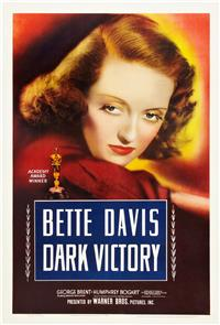Dark Victory (1939) 1080p Poster