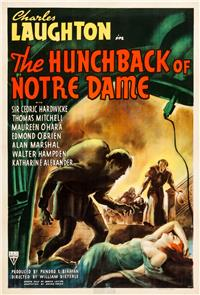 The Hunchback of Notre Dame (1939) 1080p Poster