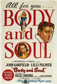 Body and Soul (1947) 1080p Poster