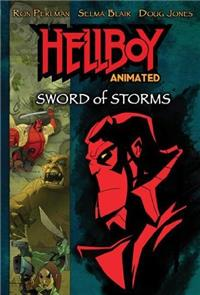 Hellboy Animated: Sword of Storms (2006) 1080p Poster