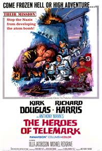 The Heroes of Telemark (1965) Poster
