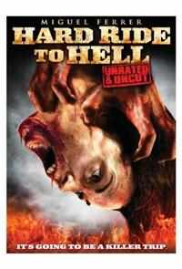 Hard Ride to Hell (2010) Poster