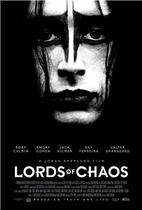 Lords of Chaos (2019) 1080p Poster