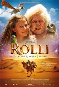 Rolli and the Secret Route (2016) 1080p Poster