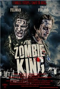 The Zombie King (2013) 1080p Poster
