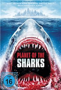 Planet of the Sharks (2016) Poster