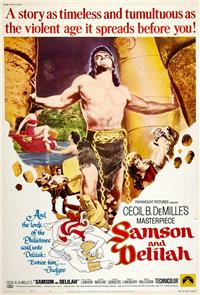 Samson and Delilah (1949) 1080p Poster