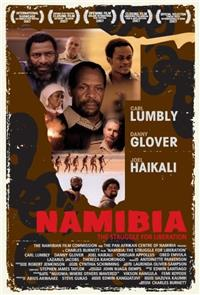 Namibia: The Struggle for Liberation (2007) Poster