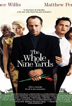 The Whole Nine Yards (2000) 1080p Poster