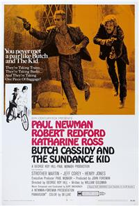 Butch Cassidy and the Sundance Kid (1969) Poster