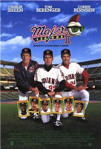 Major League II (1994) 1080p Poster