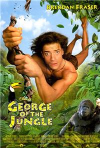 George of the Jungle (1997) 1080p Poster