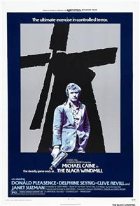 The Black Windmill (1974) 1080p Poster