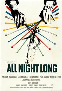 All Night Long (1962) 1080p Poster
