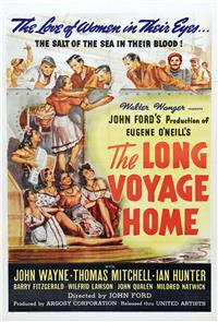 The Long Voyage Home (1940) Poster