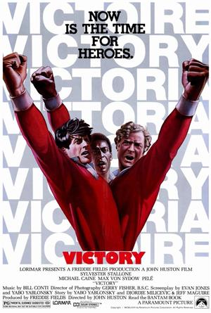 Escape to Victory (1981) 1080p Poster