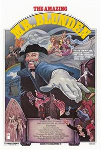 The Amazing Mr Blunden (1972) 1080p Poster