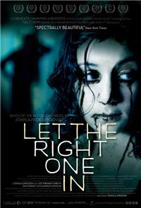 Let the Right One In (2008) 1080p Poster