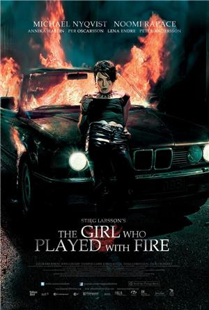 The Girl Who Played with Fire (2009) Poster