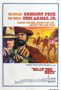 Billy Two Hats (1974) Poster