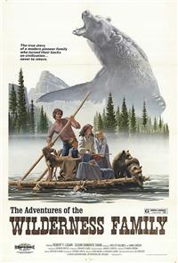 The Adventures of the Wilderness Family (1975) 1080p Poster