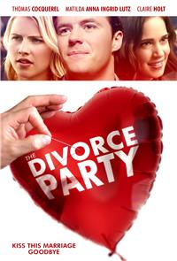 The Divorce Party (2019) Poster
