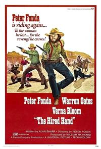 The Hired Hand (1971) Poster