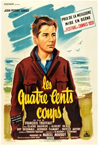 The 400 Blows (1959) 1080p Poster