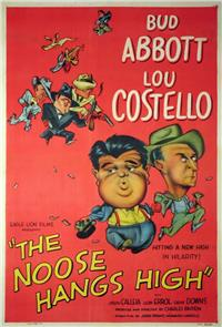 The Noose Hangs High (1948) Poster
