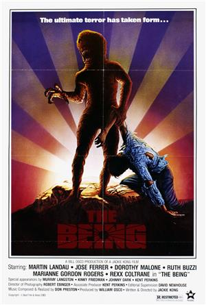 The Being (1983) Poster