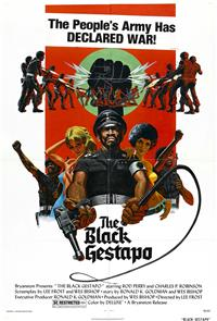 The Black Gestapo (1975) 1080p Poster