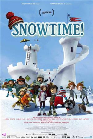 Snowtime! (2015) Poster