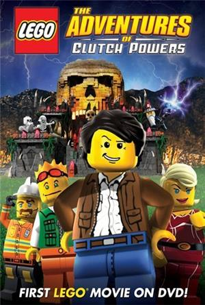 LEGO: The Adventures of Clutch Powers (2010) Poster