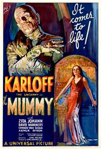 The Mummy (1932) 1080p Poster