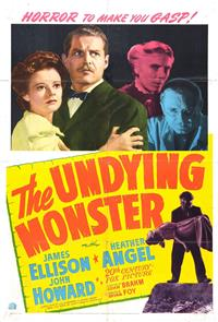 The Undying Monster (1942) Poster