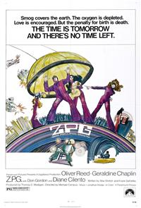 Z.P.G. (1972) Poster