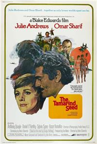 The Tamarind Seed (1974) 1080p Poster