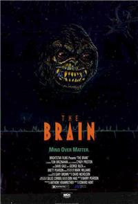 The Brain (1988) 1080p Poster