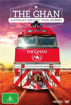The Ghan: Australia's Greatest Train Journey (2018) 1080p Poster