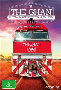 The Ghan: Australia's Greatest Train Journey (2018) Poster