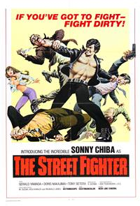 The Streetfighter (1974) Poster