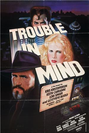 Trouble in Mind (1985) Poster