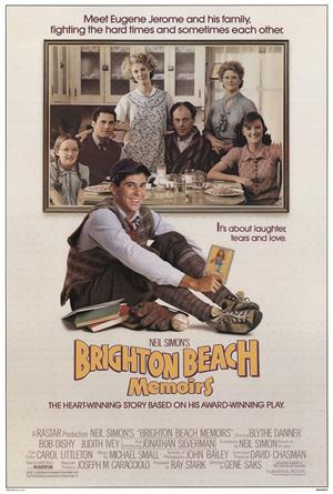 Brighton Beach Memoirs (1986) 1080p Poster