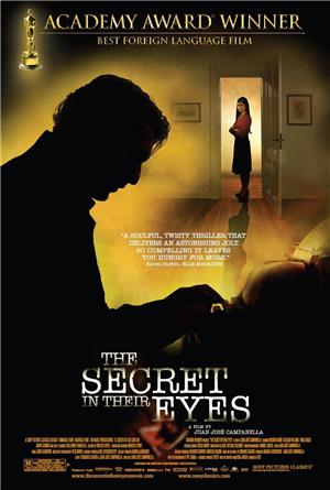 The Secret in Their Eyes (2009) 1080p Poster