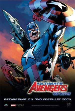 Ultimate Avengers (2006) 1080p Poster