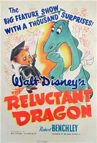 The Reluctant Dragon (1941) Poster