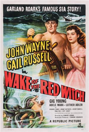 Wake of the Red Witch (1948) Poster