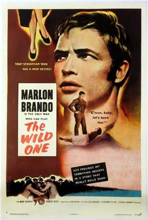 The Wild One (1953) 1080p Poster